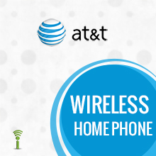 At T Wireless Home Phone