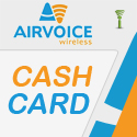 Airvoice Wireless Cash Card
