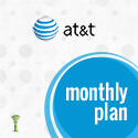 AT&T go phone Monthly Plan - PIN