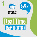 AT&T GoPhone Refill - RTR