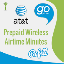 AT&T GoPhone Refill - PIN