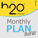 H2O Monthly Plan - PIN