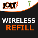 Jolt PCS Wireless Refill