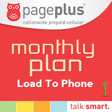 Page Plus Cellular Monthly Plan Rtr