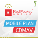 Red Pocket Mobile Monthly Plan CDMAV