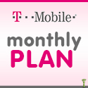 T-Mobile Monthly Plan