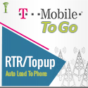 T-Mobile To Go Refill - RTR