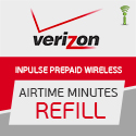 Verizon Inpulse Refill - PIN