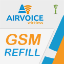 Airvoice GSM Refill - PIN