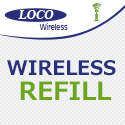 Loco Wireless Refill