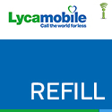 Lycamobile Refill - RTR