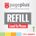Page Plus Cellular Refill - RTR