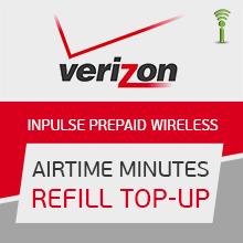 Verizon Inpulse Refill - RTR