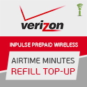 Verizon Inpulse Refill - RTR